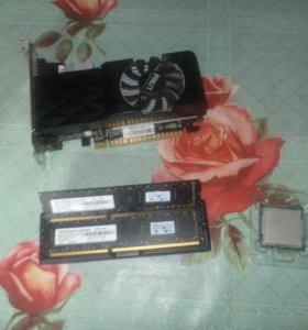 Продам видеокарту NvidiaGeForce GT 640