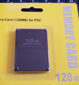 Memory Card 128 for PS2