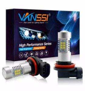Светодиодные лампы H8 H11