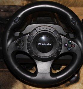 """Руль игровой """"Defender Forsage Drift GT"""""""