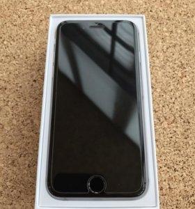 Айфон 6, 64 Гб, с Touch ID Идеальное состояние