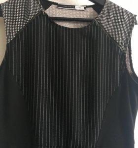 Деловой сарафан платье Sportmax code