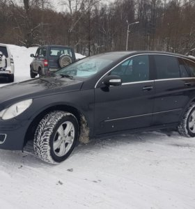 Mercedes-Benz R-klasse, I 280 3.0d AT (190 л.с.) 4WD