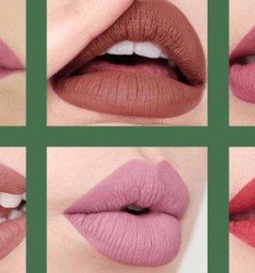 Устойчивый блеск для губ MORPHE в ассортименте