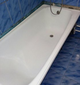 Ванна чугунная 1500×700мм