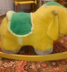 Качалка - слон