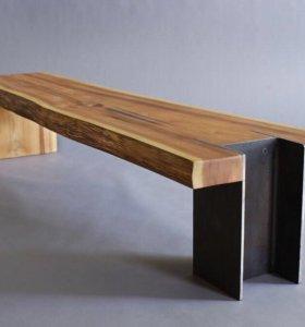 Мебель в стиле ЛОФТ, Steelwood
