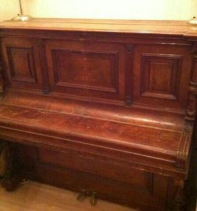 пианино оригинал Рaul Tuch .
