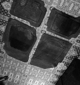 Автомобильные коврики Nissan Almera