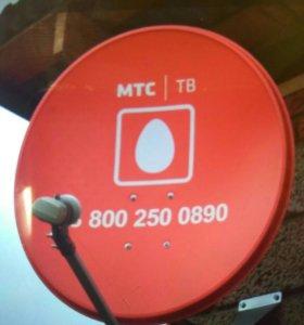 Спутниковое ТВ МТС за 3900