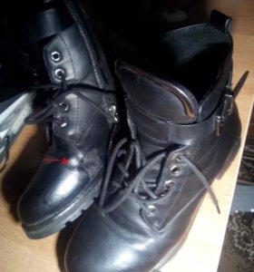 ботинки 39-40 разм продажа обмен