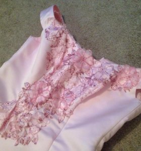 Выпускные платье