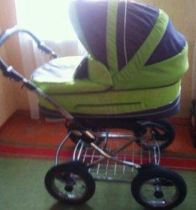 Продам детскую коляску зима- лето