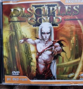 Disciples Gold Edition