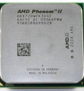 Процессор AMD PHENOM X3 720 PROCESSOR