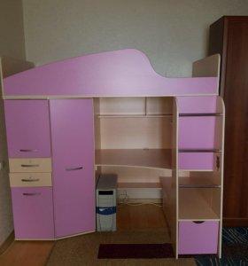 Детская мебель, кровать