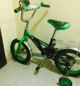 "Двухколёсный велосипед VELOLIDER SHARK 14"""