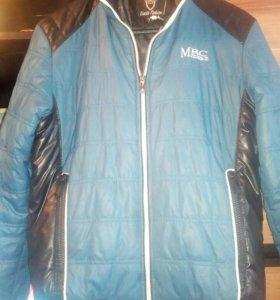 Куртка на подростка р-р48