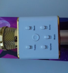 Блютуз микрофон караоке