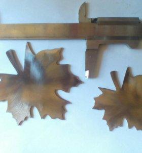 Листья для декора