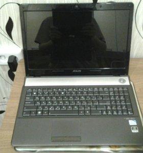 Ноутбук Asus n61vg на запчасти