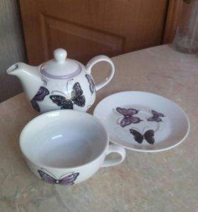 Чайная пара + чайник
