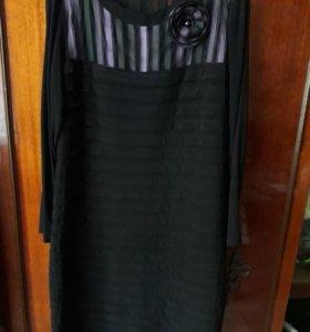 Платье р.52-54
