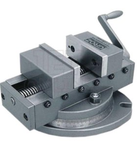 Тиски станочные wilton SCV/SP-100 WI11713EU100х100