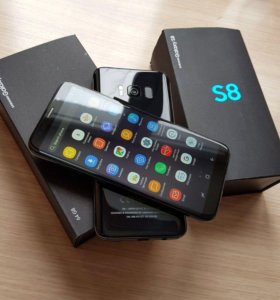 Samsung Galaxy S8 - новый галакси С8 аналог