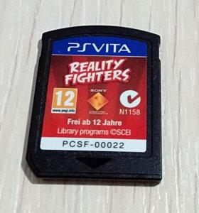 Reality Fighters для PS Vita