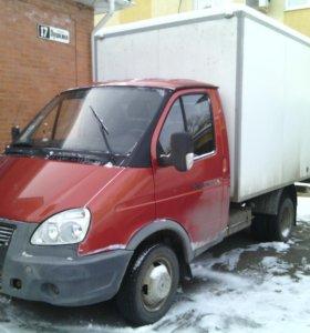 ГАЗ 2747 (ГАЗель, грузовой фургон)