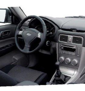 Subaru Форестер 2 Рестайлинг 2005