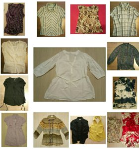 Рубашки, блузки 42-46 р-р