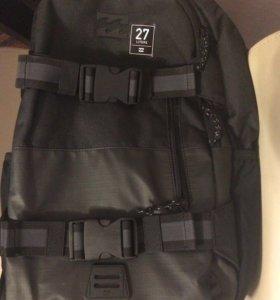 Рюкзак, портфель, для сноуборда и просто