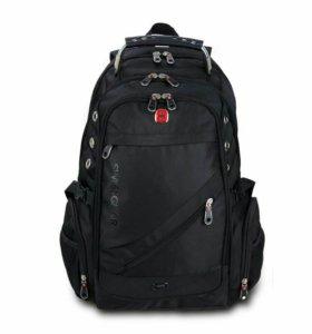Рюкзак для путешествий Swissgear (часы в подарок)
