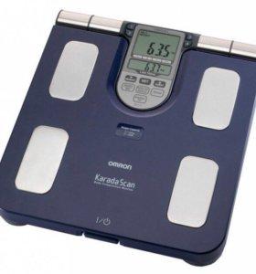 Весы анализатор состава тела Omron BF 511