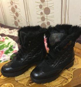 Ботинки зимние Karlo Pаzolini
