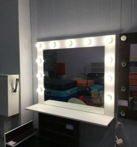 Зеркало для макияжа, гримерное зеркало
