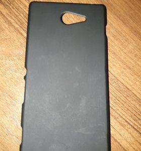 Чехол для Sony Xperia M2