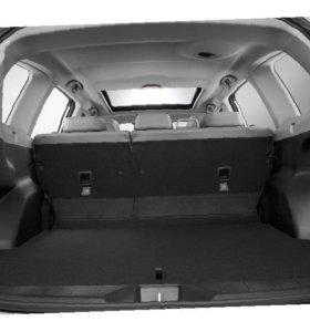 Subaru Forester II Рестайлинг 2006