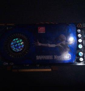 Видеокарта SAPPHIRE X1950GT 256Mb