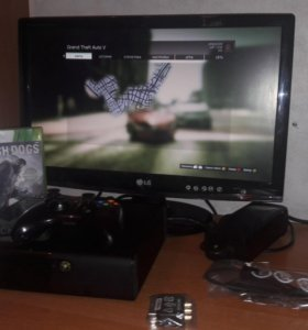 Xbox 360 GTA5 WATCH_DOGS ТОРГ