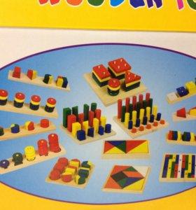 Развивающий набор из 14 предметов