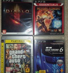 Игры Sony Play Station 3