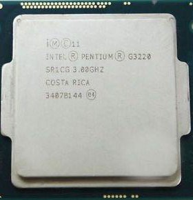 Процессор Intel Pentium G3220