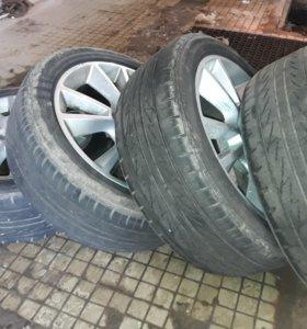 Комплект колес для Opel