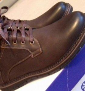Ботинки 45р.зима