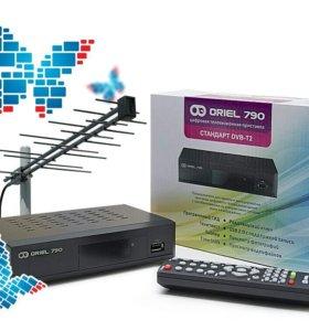 Цифровое телевидение 20 каналов бесплатно!!!