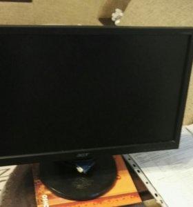 Широкоформатный LCD монитор Acer V 203HV