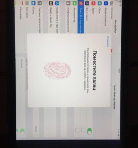 iPad Air 2 +sim LTE 16gb